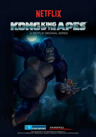 Kong King Of The Apes S01E06 WEBRip 70MB Hindi Dual Audio 480p Watch Online Free Download bolly4u