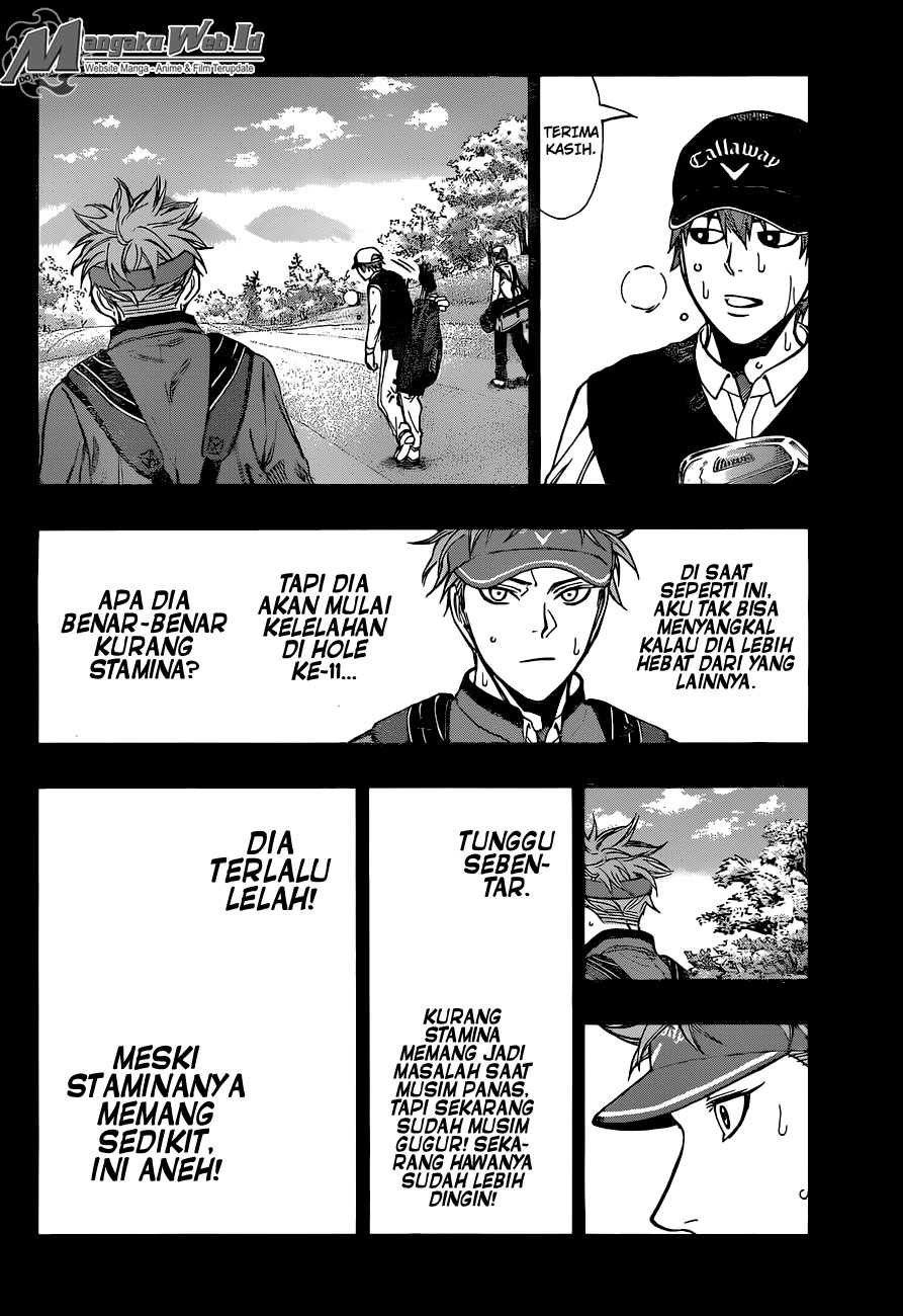 Robot x Laserbeam Chapter 38
