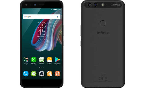 The Infinix launched its outset smartphone Best vi GB RAM band amongst 128 GB Internal storage launched