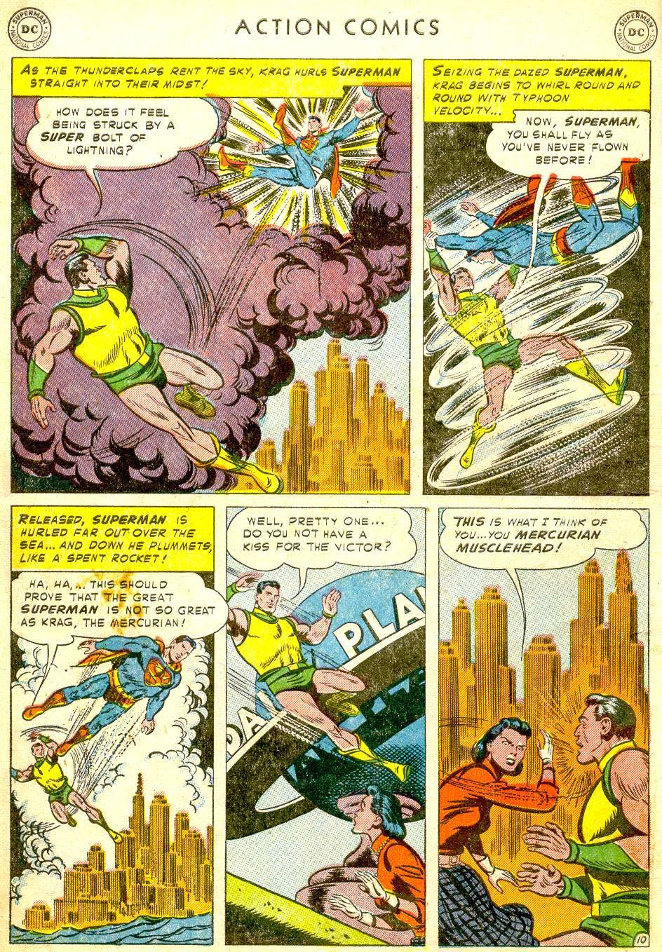 Read online Action Comics (1938) comic -  Issue #165 - 12