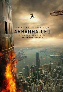 Arranha-Céu: Coragem Sem Limite Torrent (2018) – HDRip 720p | 1080p Dublado / Legendado Download