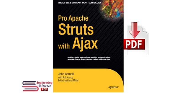 Download Pro Apache Struts with Ajax by John Carnell PDF