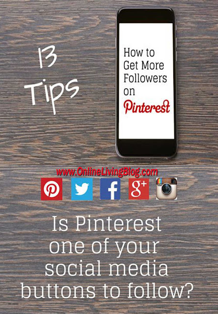 Pinterest-Marketing: 13 Ways To Get More Followers On Pinterest