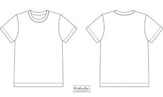 Basic T-shirt Drawing