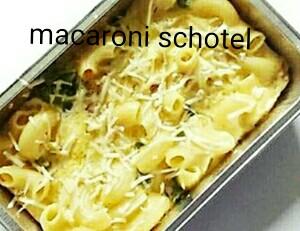 cara membuat resep macaroni schotel