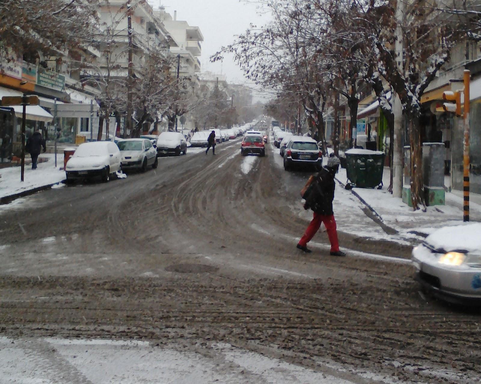 Ο σχεδιασμός του Δήμου Θεσσαλονίκης εν όψει της επικείμενης κακοκαιρίας
