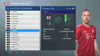 PES 2019 Facepack Bundesliga ( 170+ Faces )