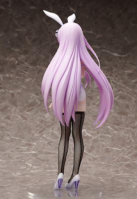 """Figuras: Una nueva sexy Purple Sister: Bunny Ver. de """"Hyperdimension Neptunia"""" - FREEing"""