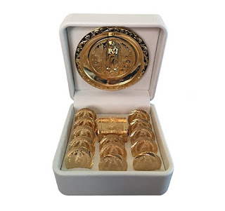 Wedding Arras 13 Gold Coins