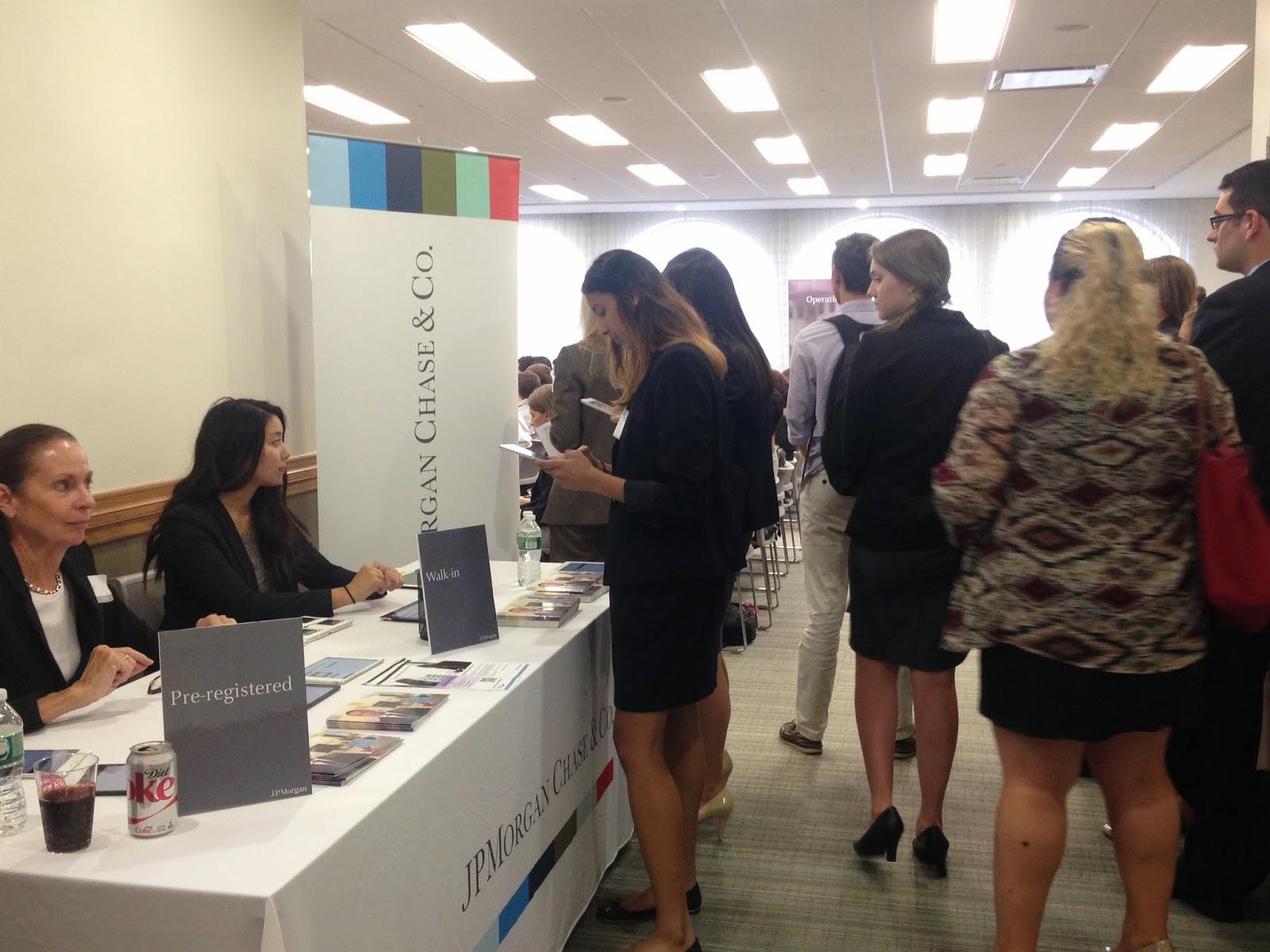 Fordham Career Services Blog: Employer Spotlight: J P  Morgan