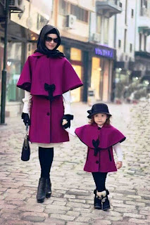 Baju Couple Cantik Ibu dan Anak 20002