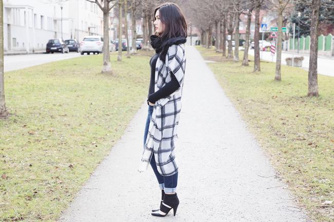 kimono in the wind