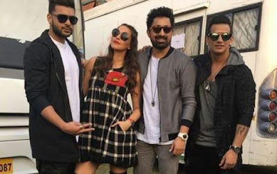 Roadies show on mtv about dating