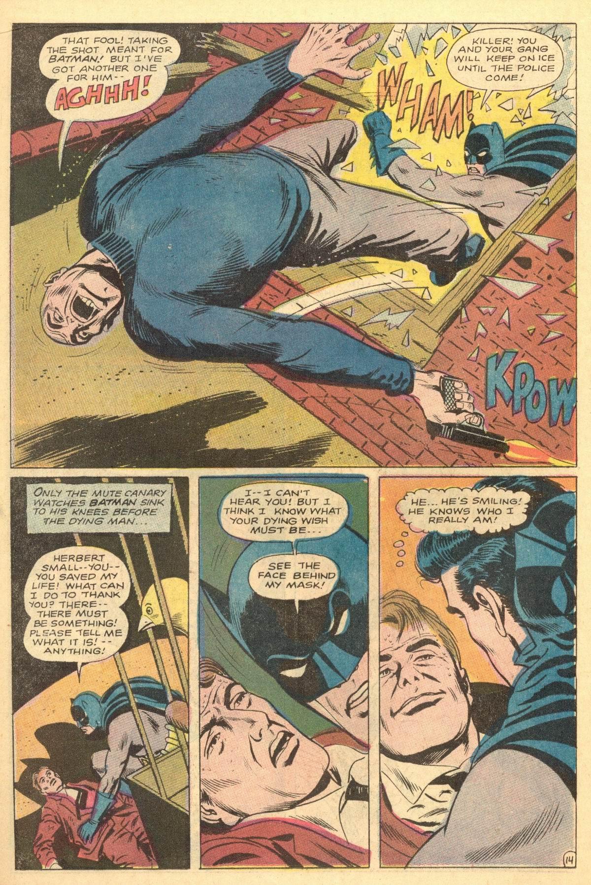 Detective Comics (1937) 385 Page 17
