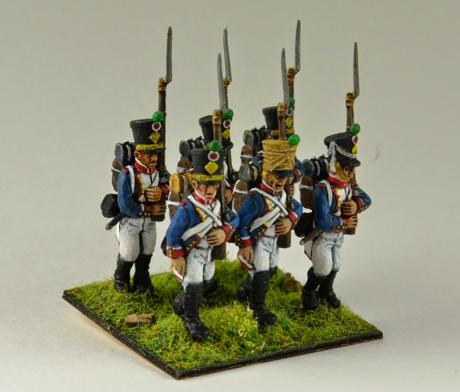 Sepulchre of Heroes: Black Powder: First French Line