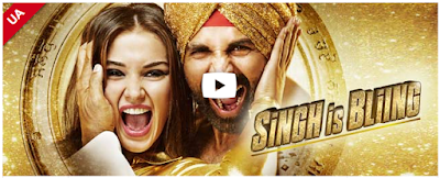 Singh is Bling 2015 Full Hindi Movie Download free in 720p avi mp4 HD 3gp hq
