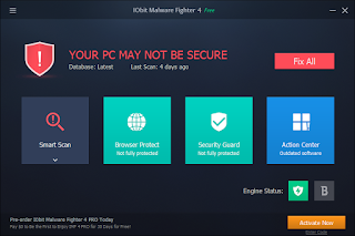 IObit Malware Fighter Pro 5.2.0.3996 Full Keygen