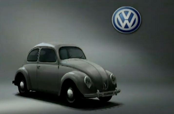 Volkswagen Beetle 1100 1948