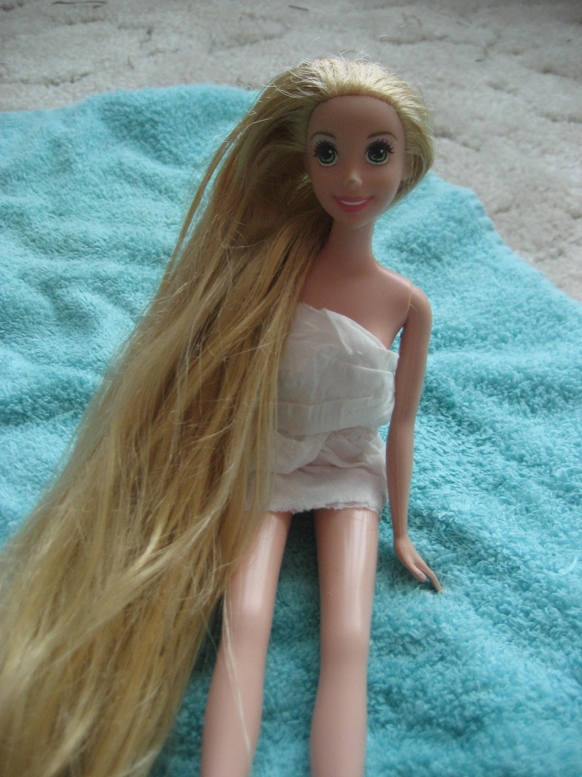 Simply Clean Living Doll Hair Detangler Updated With Recipe