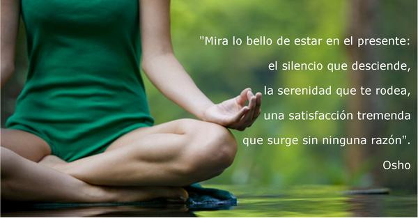 Los mejores consejos budistas del maestro Osho