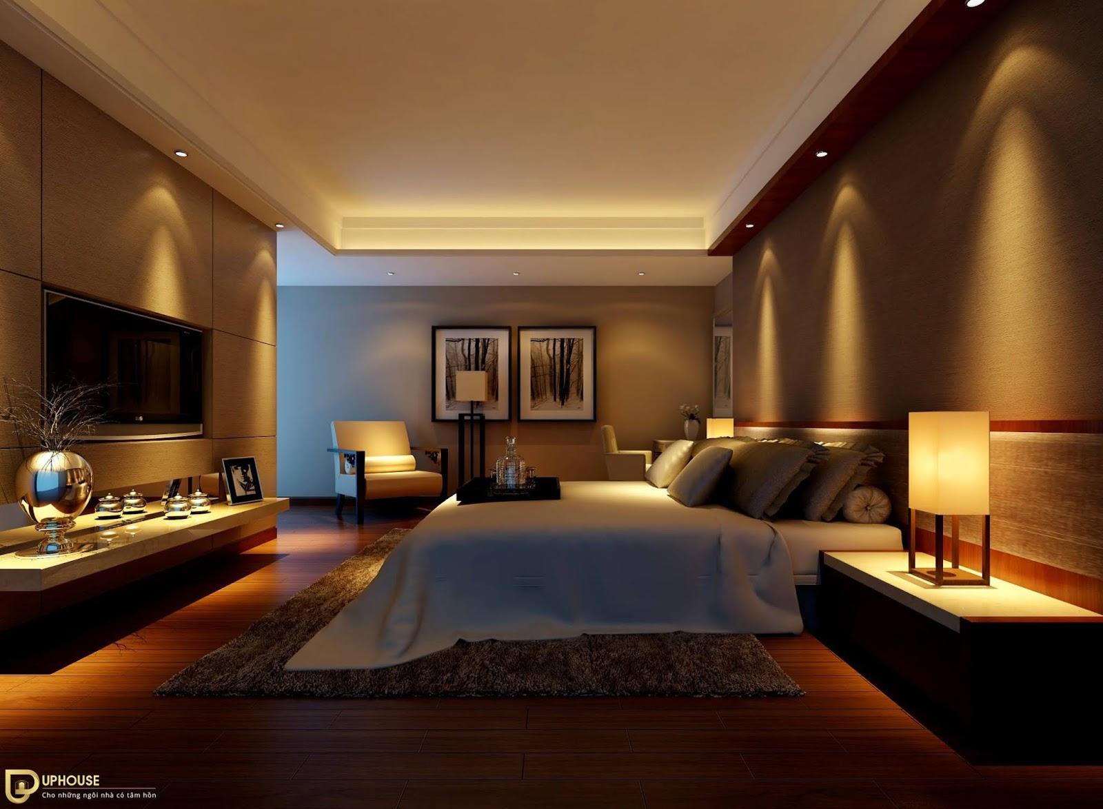 Đèn phòng ngủ đẹp 01