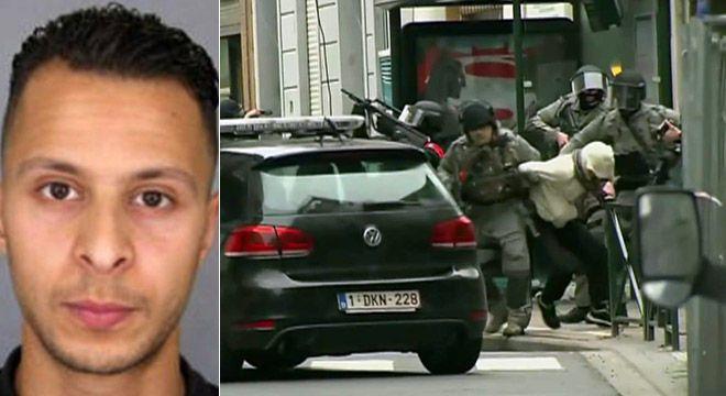 Belgia Penjarakan Salah Abdeslam, Tersangka Serangan Paris 20 Tahun