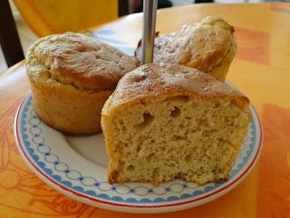 La dure réalité : mes muffins Dukan