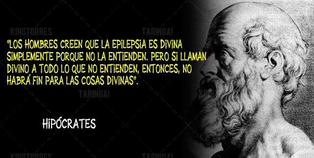 Ateismo Para Cristianos Frases Célebres Ateas Hipócrates