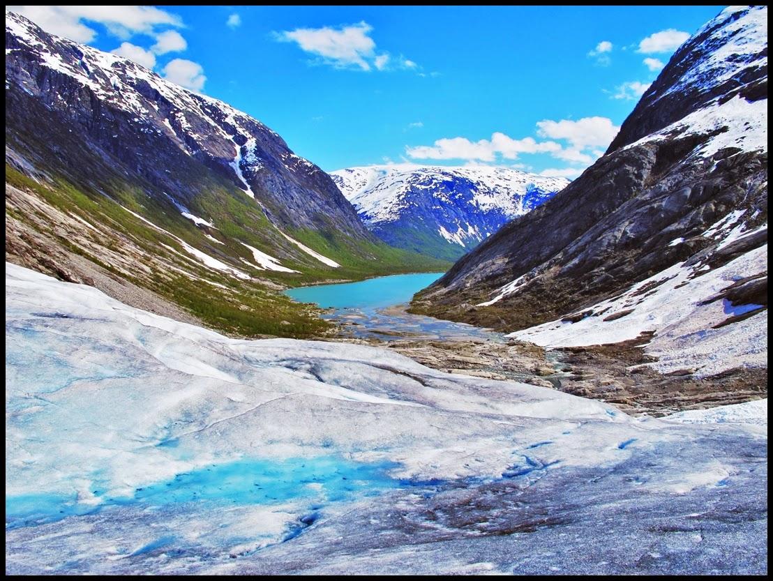 2014 - Glacier Hike