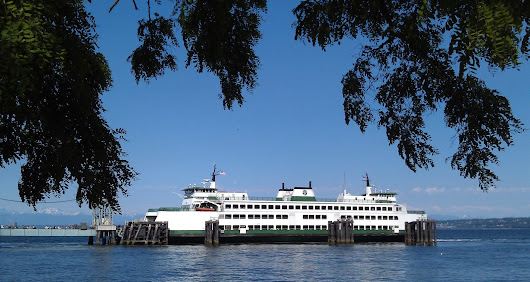 Washington State Ferries: There's a reason why those lines are so long