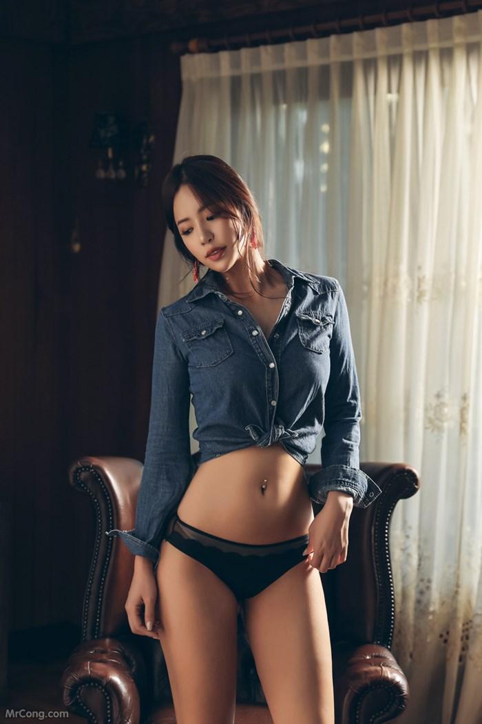 Image Kwon-Soo-Jung-MrCong.com-131 in post Người đẹp Kwon Soo Jung đầy mê hoặc trong bộ sưu tập nội y (134 ảnh)