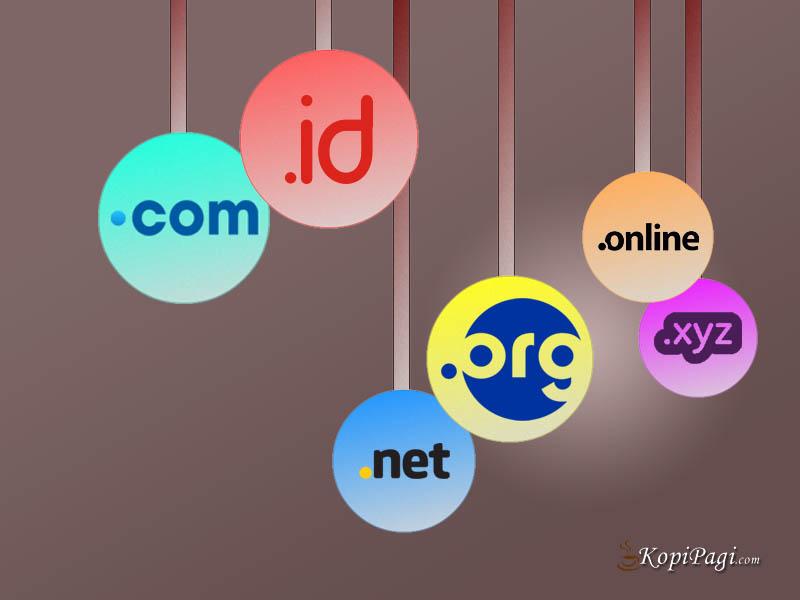 pengetahuan dasar nama domain