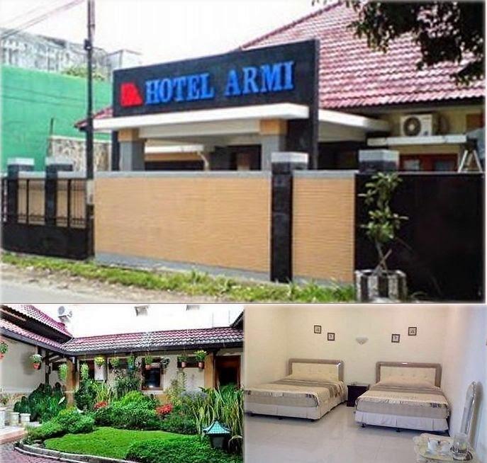 Hotel ARMI Malang Menyediakan Berbagai Macam Tipe Kamar Dengan Tarif Terjangkau Dan Tidak Harus Merogoh Kocek Yang Dalam Ada Sangat Nyaman