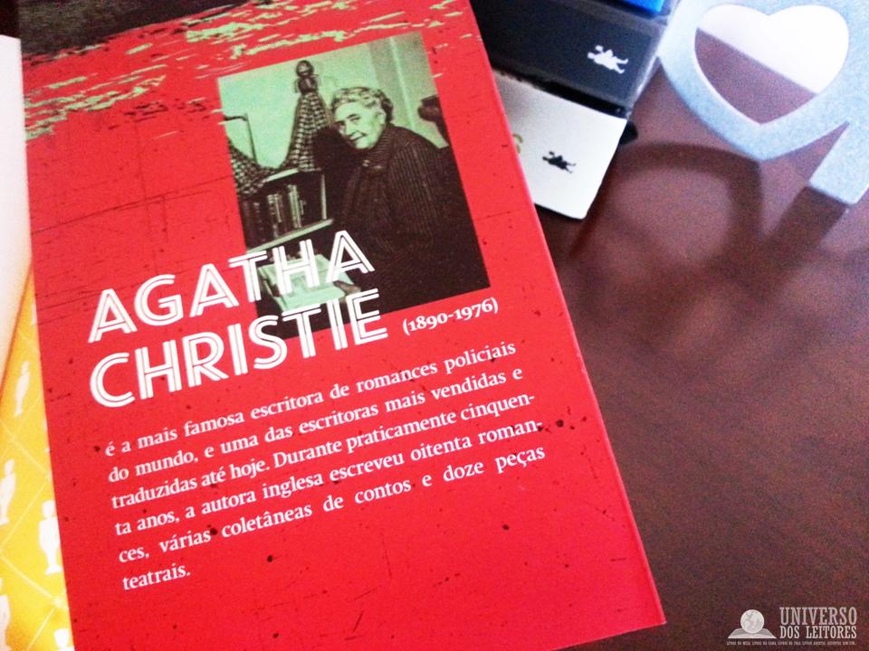 UNIVERSO DOS LEITORES: E não sobrou nenhum, de Agatha Christie