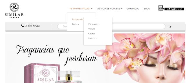 Similar parfum