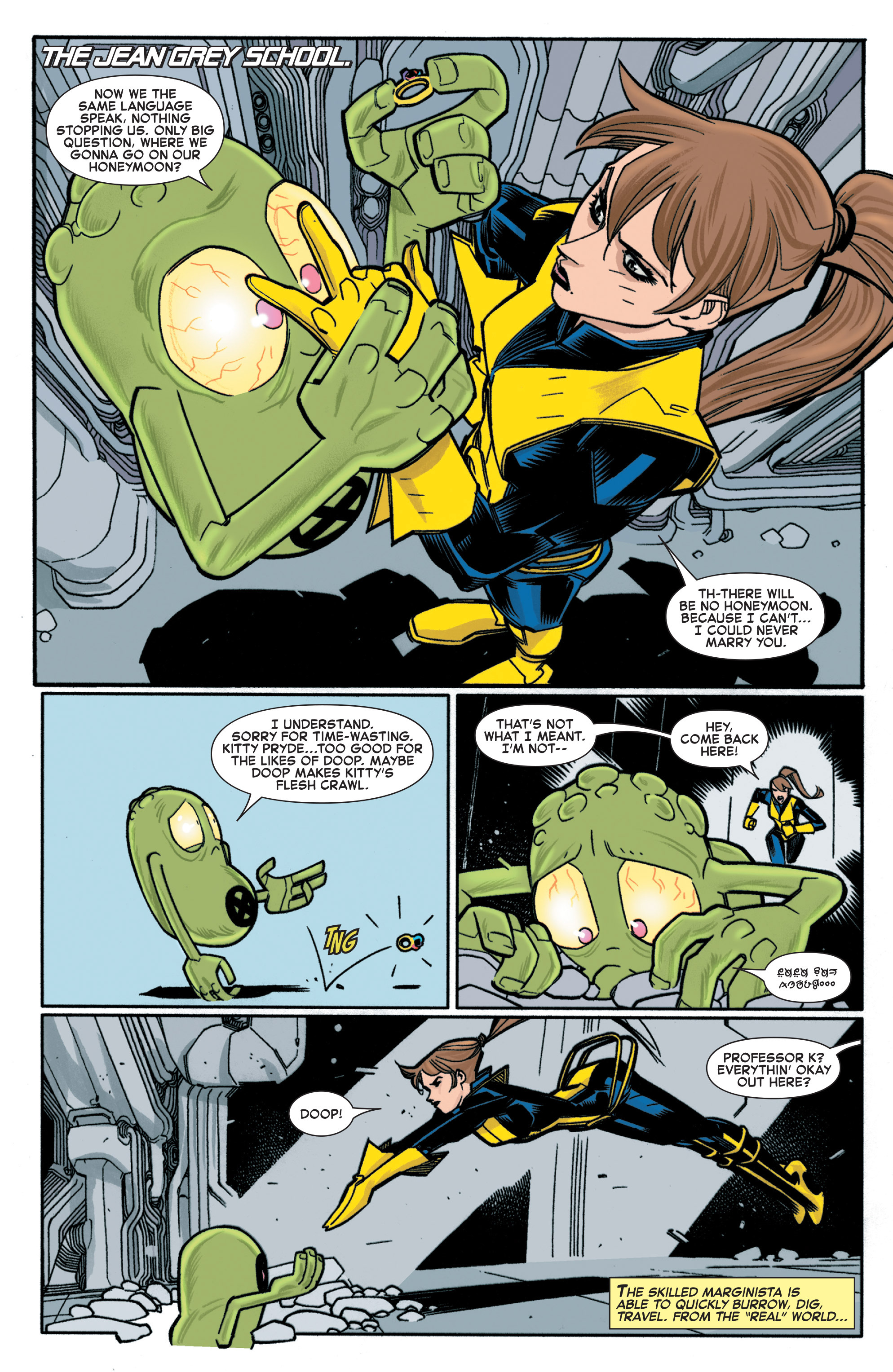 Read online All-New Doop comic -  Issue #2 - 3