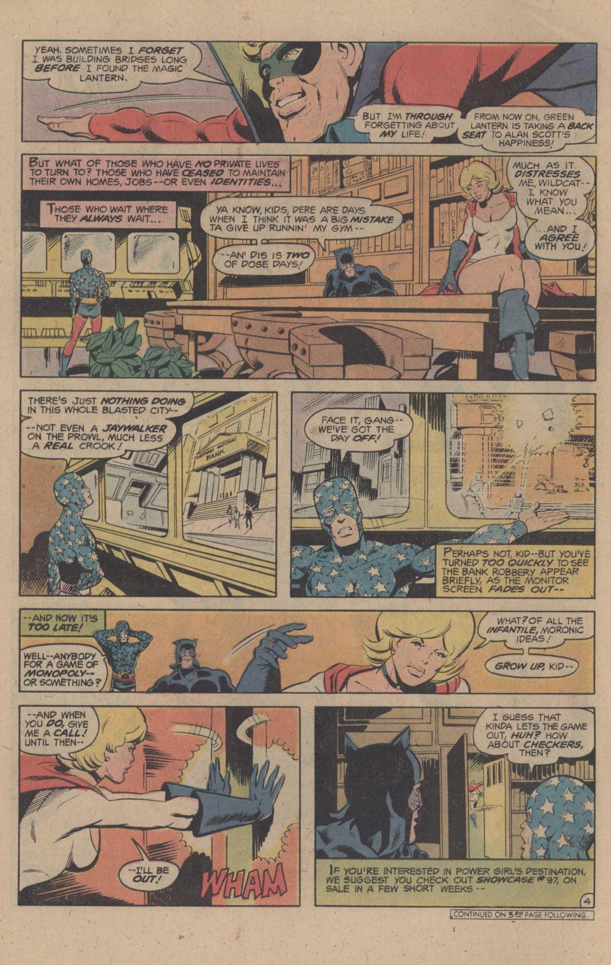 Read online All-Star Comics comic -  Issue #70 - 6