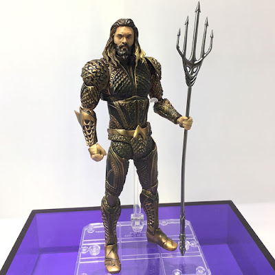 S.H.Figuarts DC – Justice League Aquaman