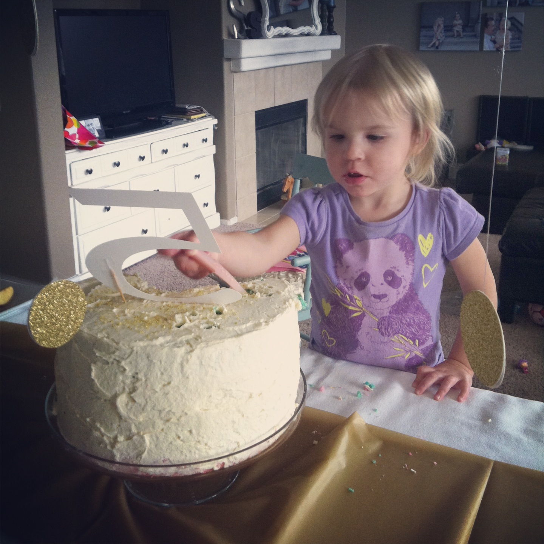 Vicki Birthday Cake