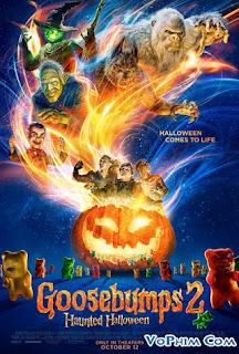 Câu Chuyện Lúc Nửa Đêm 2: Halloween Quỷ Ám