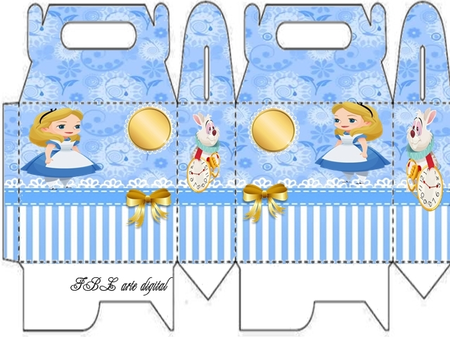 Alice Baby: Free Printables Boxes.