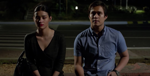 alone together movie review lizquen