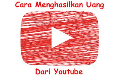 langkah mudah mendapatkan uang dari situs Youtube
