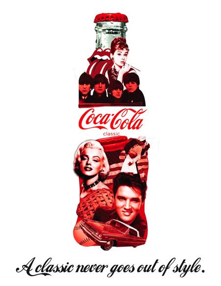 coca cola taste the feeling ad analysis