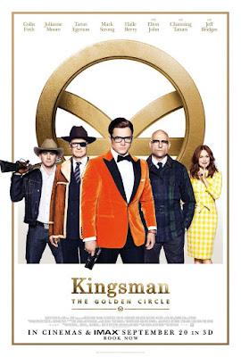 Kingsman: El círculo de oro CRÍTICA