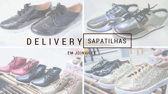 delivery sapatilhas em joinville