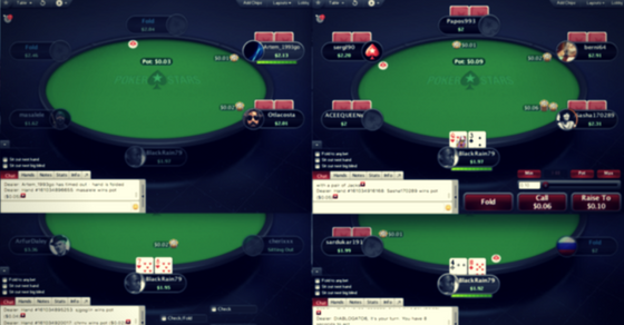How many poker tables should you play at once?