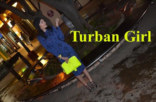 Fashion By The Sea & this Turban Girl