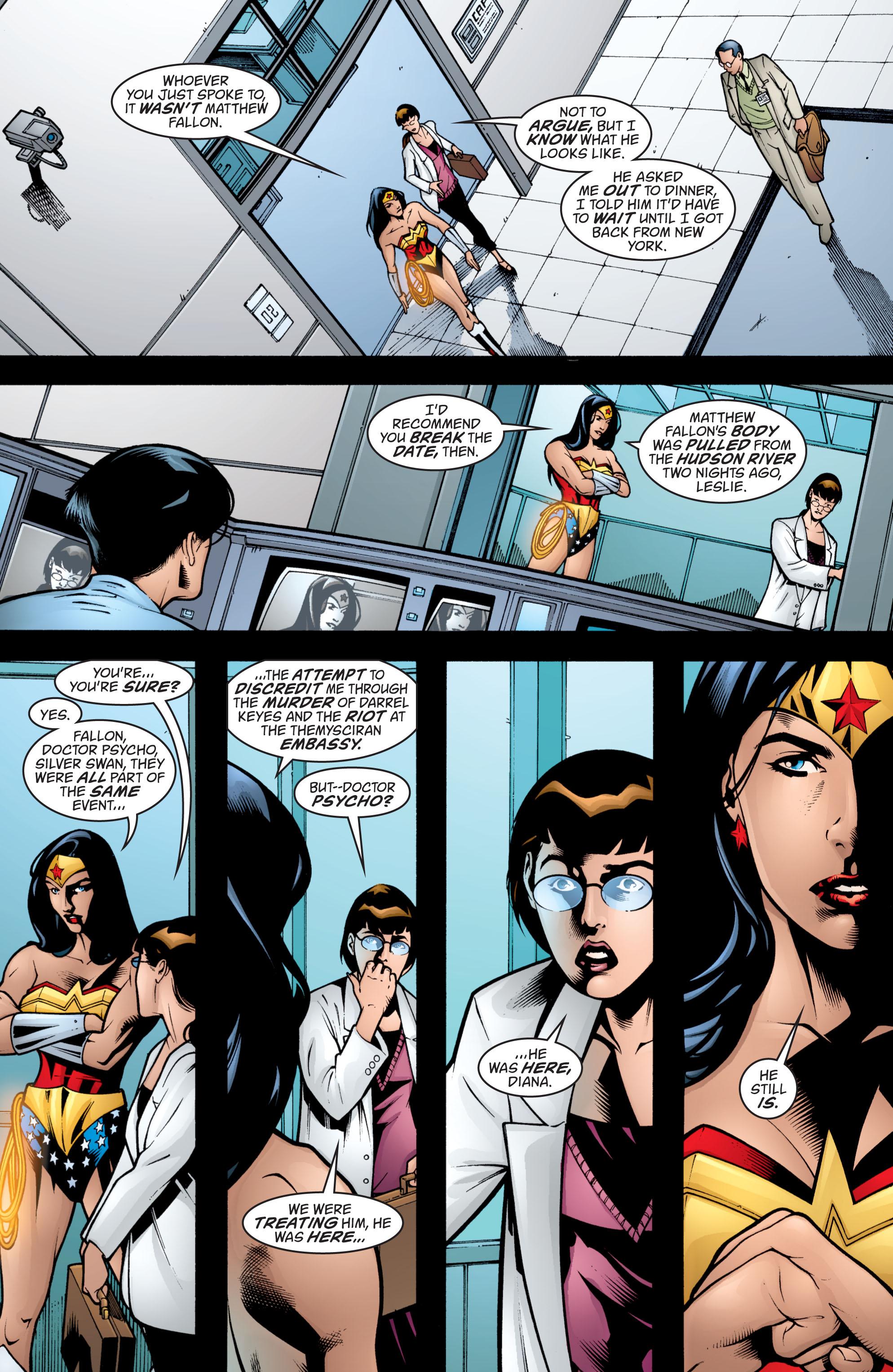 Read online Wonder Woman (1987) comic -  Issue #205 - 7