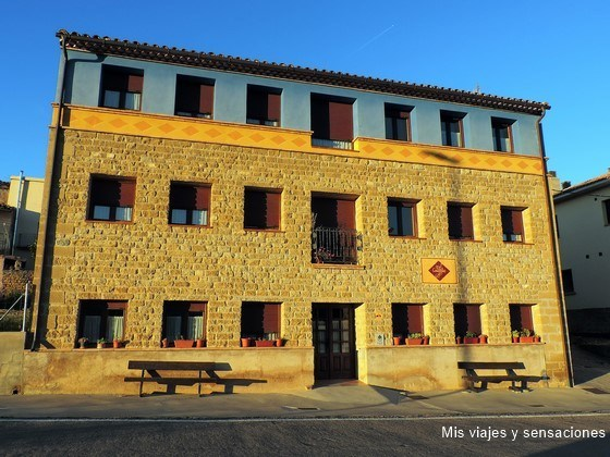 Casa Felisa, Pirineo Aragonés, Santa Eulalia de Gállego, Huesca